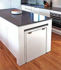 kitchen island pull out table this kitchen island with a pull out table was actually my client s