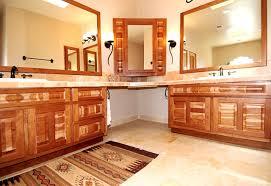 bathroom traditional bathroom design with rectangular mirror