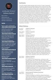Engineering Resume Template Word Software Engineer Resume Samples Sample Resume For Software