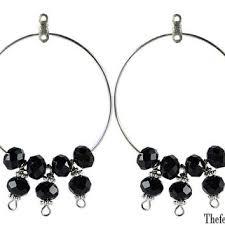 Chandelier Beaded Earrings White Bead Best Beaded Crystal Chandelier Products On Wanelo