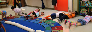 kid fit preschool physical education classes