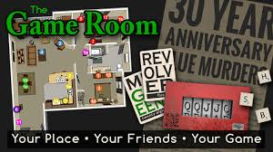 the game room a puzzle adventure you host at home by black toad