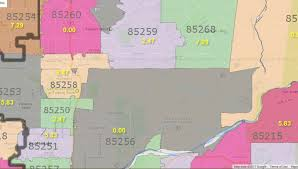 Map Of Phoenix Zip Codes by Directv U0027s Regional Sports Fees Vary Wildly Nonsensically By Zip
