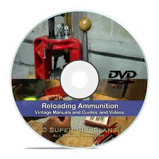 learn how to reload ammunition 45 9mm 223 ammo reloading books