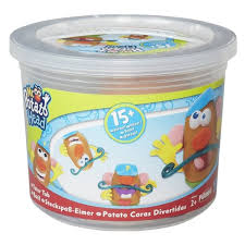 pack de jouets mr patate avec corps et 15 accessoires playskool
