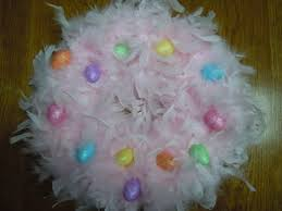 how to make an easter egg wreath easter wreaths how to make a wreath
