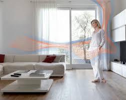 radiante a soffitto sistema di climatizzazione radiante zehnder nic per soffitto e parete