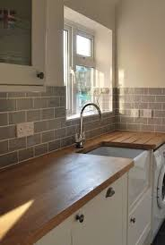 Kitchen Tile Ideas Photos The 25 Best Grey Kitchen Tiles Ideas On Pinterest Grey Tiles