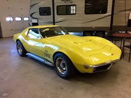 69 corvette specs 1969 corvette stingray coupe numbers match 427ci 390hp daytona