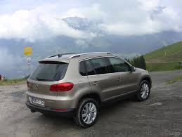 tiguan volkswagen 2012 video review the 2012 volkswagen tiguan takes on the german alps