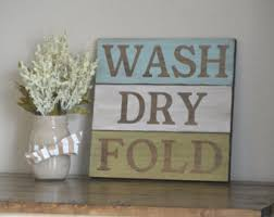 Laundry Room Signs Decor Laundry Room Decor Etsy A House A Home Pinterest