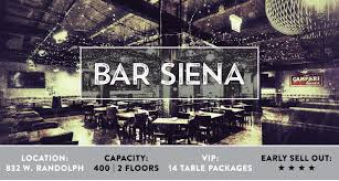 chicago new year s chicago new year s 2017 bar siena green curtain events