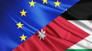 Flag Jordan Eu Jordan Report Highlights Deeper Partnership In The Face Of