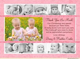 collage thank you cards multi photo boy