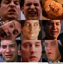 Spiderman Face Meme - many faces of spiderman by meemimana meme center