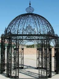 wedding arch ebay uk review wrought iron gazebo uk garden landscape