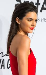 photo of the back of hair with a short bob slicked back styles from the mane event hot hair trends star