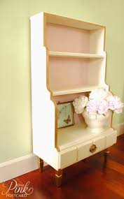 Shabby Chic Bookshelves by Shabby Chic Bookcase And Irish Ancestry Noble Vintage