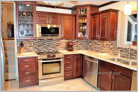 Kitchen Backsplash Paint Kitchen Backsplash Ideas With Cream Cabinets Craftsman Living