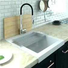 evier cuisine à poser sur meuble evier a poser blanc ag able evier de cuisine blanc id es fen tre for