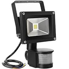le led le led motion sensor flood light 10w outdoor led floodlights