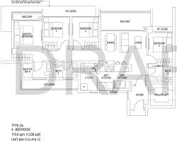Bedroom Floor Plan Riverbank Floor Plans Riverbank Condo Floor Plan