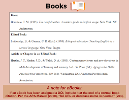 apa format citation book apa reference style chapters in edited books awesome collection of