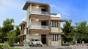 double storied stair room house kerala home design floor plans