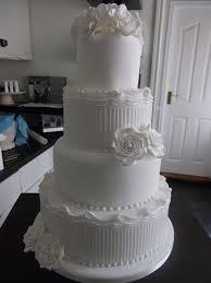 white wedding cake the cake co white wedding cake