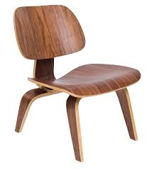 molded plywood lounge chair by eames good for your space