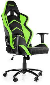 Office Furniture Chairs Png Ak K6014 Bg Akracing Player Gaming Chair Black Green At
