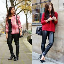 most amazing styling tips how to wear leather pants fashions