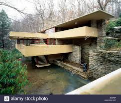 fallingwater frank lloyd wright designed home for the kaufmann