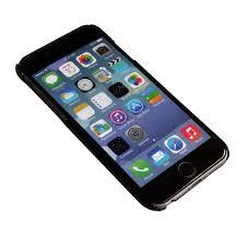 Montana State Flag Custom Black Hard Plastic Snap On Case For Apple Iphone 6 Plus