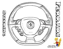 ferrari drawing workhorse ferrari coloring pages ferrari free ferrari car