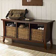 Entry Storage Bench Wooden Entry Storage Bench Entry Storage Bench Notable For Any