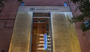 d c u0027s huge new bible museum includes lots of tech not a lot of