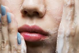 How To Take Hair Color Off Skin How To Wash Your Face Tips For Cleansing