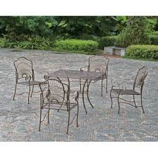Wrought Iron Patio Dining Set Wrought Iron Patio Dining Sets Wayfair