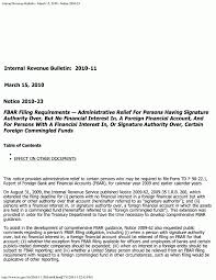 4 26 16 report of foreign bank and financial accounts fbar