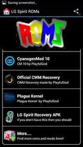 cwm apk spirit roms apk free tools app for android apkpure