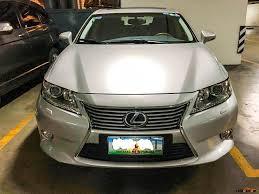 lexus sedan price philippines lexus es 350 2014 car for sale tsikot com 1 classifieds