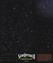 Constellations Map Ur Quan Masters Maps Star Control Ii
