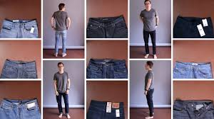 Comfort Fit Mens Jeans Best Slim Fit Jeans For Men