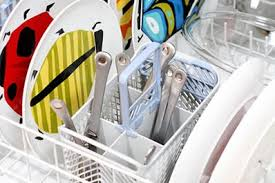 Rinse Dishwasher Should You Pre Rinse Your Dishes Kitchn