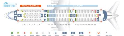 boeing 787 9 seat map seat map boeing 787 9 dreamliner klm best seats in the plane