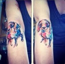 20 best dachshund tattoo images on pinterest animal draw and