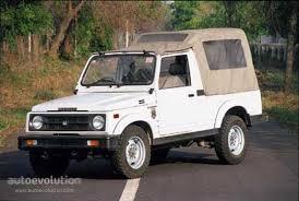 gypsy jeep maruti suzuki gypsy specs 1985 1986 1987 1988 1989 1990 1991