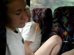 Comfortable Ways To Sleep 10 Ways To Sleep On A Charter Bus Youtube