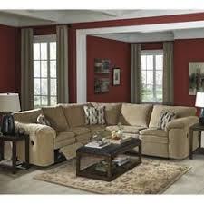 the bedford l shaped sectional reclining suite by bassett
